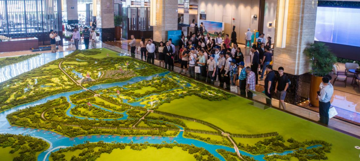 CGPV soft launches another component feature under phase II of Forest City